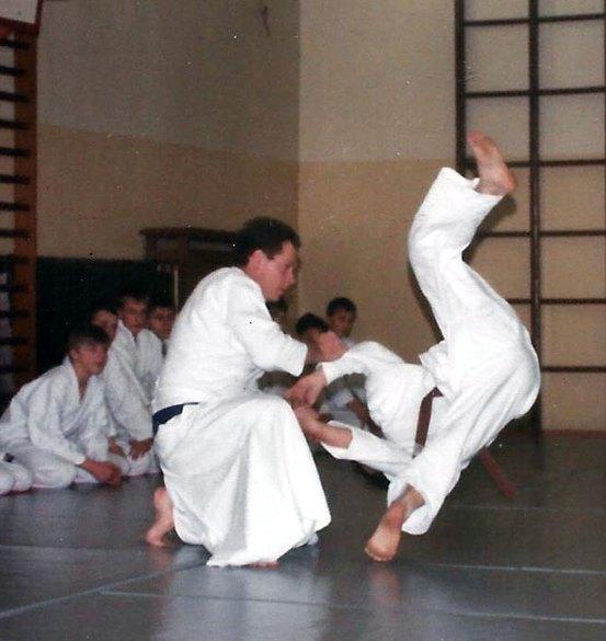 Godai dojo bydgoszcz kokodo ju jutsu jujitsu ju jitsu for Dujardin marc